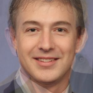 Facial Average of Mark Zuckerberg, Larry Page, Elon Musk and Jeff Bezos