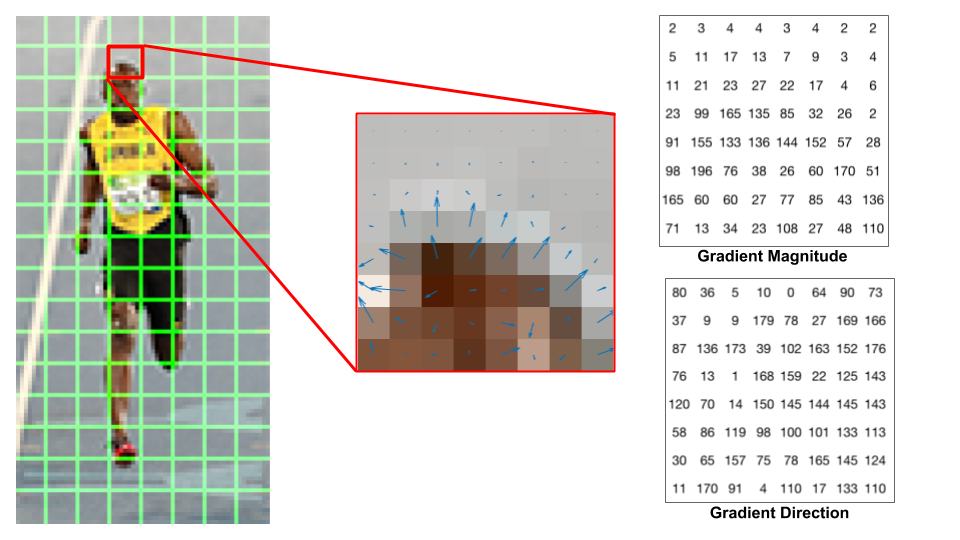 Histogram of Oriented Gradients | Learn OpenCV