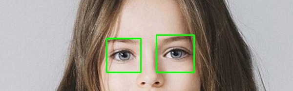 Eye Detection Example