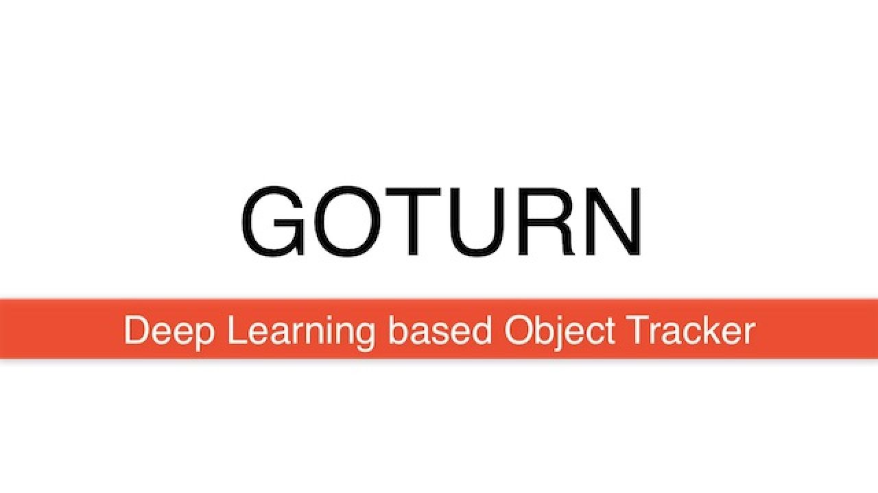 GOTURN : Deep Learning based Object Tracking | Learn OpenCV