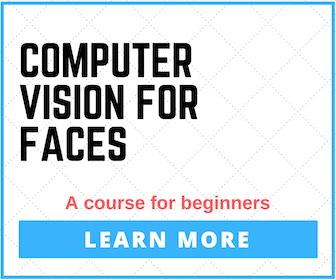 Computer Vision for Faces
