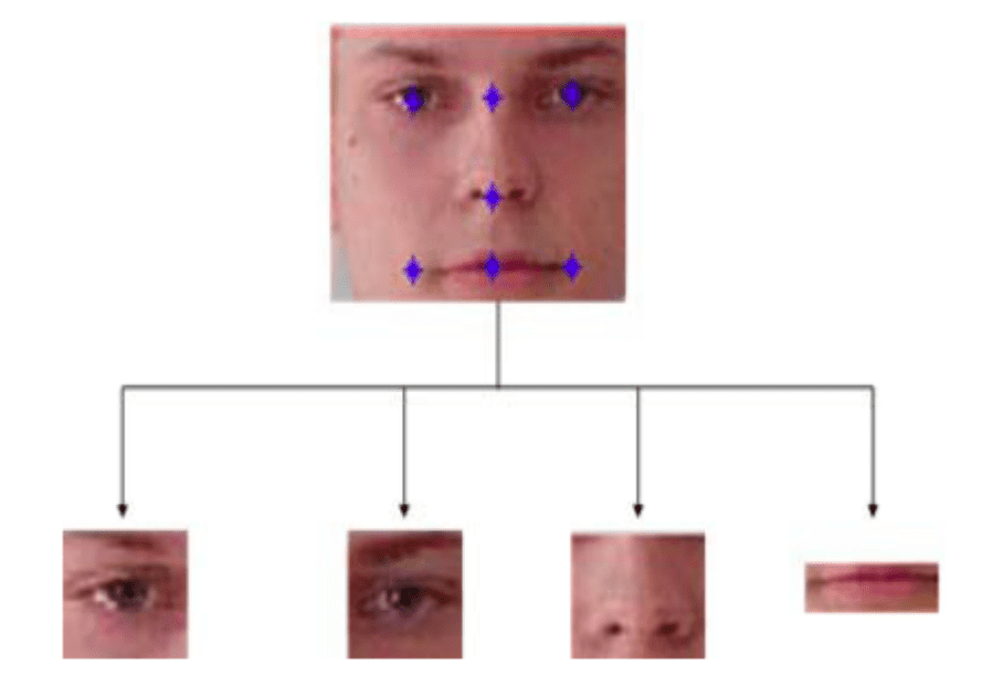 face recognition using feature extraction
