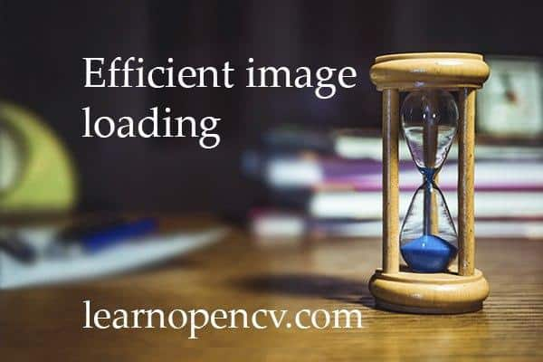 Efficient image loading