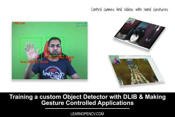 Detection with Dlib